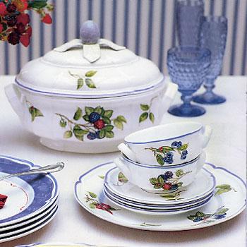 Servizio piatti 39 pz servizio piatti cottage - Servizio piatti quadrati ikea ...