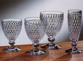 Bicchieri cristallo villeroy boch colonna porta lavatrice for Villeroy e boch bicchieri