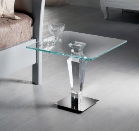 Tavolino tavolino cristallo for Tavolini cristallo